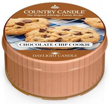 Duftkerze Daylight Chocolate Chip Cookie - Country Candle Chocolate Chip Cookie Daylight — Bild N1
