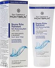 Düfte, Parfümerie und Kosmetik Intensiv feuchtigkeitsspendende Körperlotion mit Thermalwasser - Montbrun Peaux Seches A Tres Seches