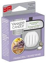 Düfte, Parfümerie und Kosmetik Duftstein für Autoduftanhänger - Yankee Candle Lemon Lavender Charming Scents (Refill)