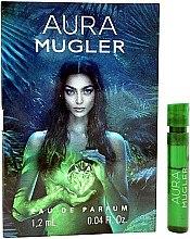 Düfte, Parfümerie und Kosmetik Mugler Aura Mugler Refillable Eau de Parfum - Eau de Parfum (Probe)