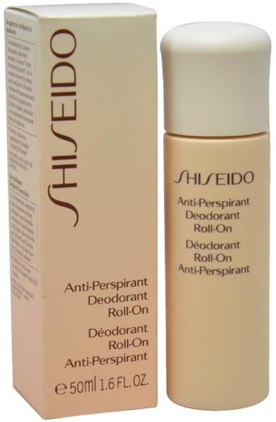 Deo Roll-on Antitranspirant - Shiseido Anti-Perspirant Deodorant Roll-On  — Bild N2