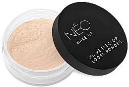 Düfte, Parfümerie und Kosmetik Loser Gesichtspuder - NEO Make Up HD Perfector Loose Powder
