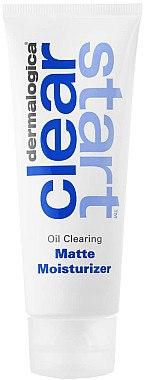 Mattierende Tagescreme für das Gesicht SPF 15 - Dermalogica Clear Start Oil Clearing Matte Moisturizer SPF15 — Bild N1