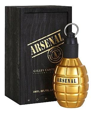 Gilles Cantuel Arsenal Gold - Eau de Parfum — Bild N3