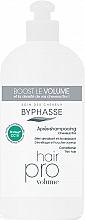 Düfte, Parfümerie und Kosmetik Haarspülung für mehr Volumen - Byphasse Hair Pro Volum Conditioner