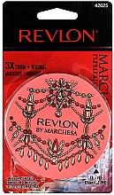 Düfte, Parfümerie und Kosmetik Kosmetischer Taschenspiegel korallenrot - Revlon By Marchesa Compact Mirror
