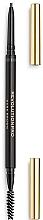 Düfte, Parfümerie und Kosmetik Augenbrauenstift - Revolution Pro Define And Fill Brow Pencil