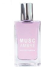 Jeanne Arthes Musc Ambre - Eau de Parfum — Bild N2