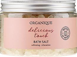 Düfte, Parfümerie und Kosmetik Entspannendes Badesalz Delicious Touch - Organique