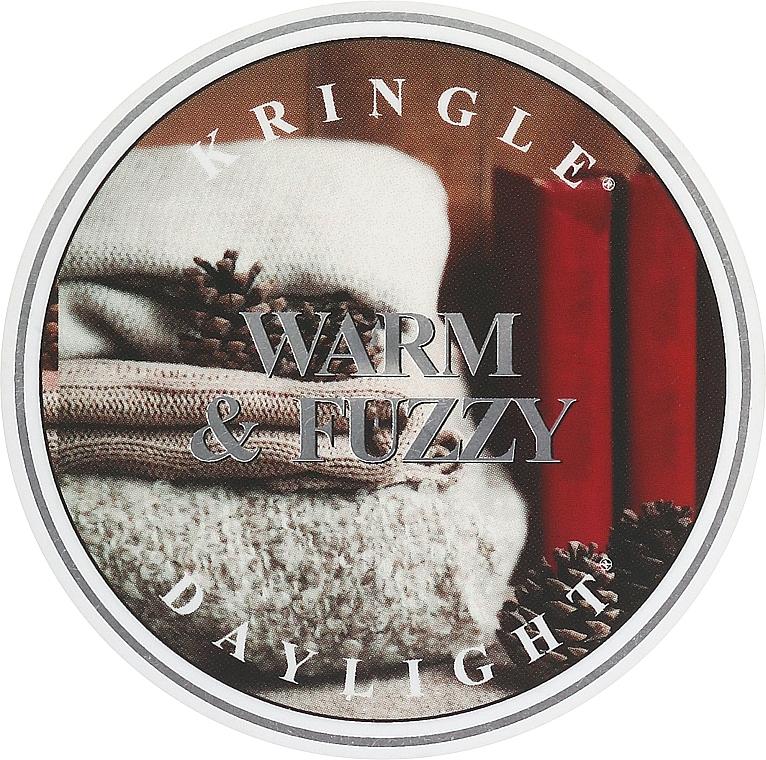 Duftkerze Daylight Warm & Fuzzy - Kringle Candle Warm and Fuzzy — Bild N1