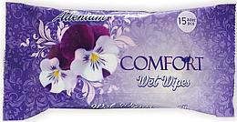 Düfte, Parfümerie und Kosmetik Feuchttücher mit Veilchenduft - Comfort Adenium