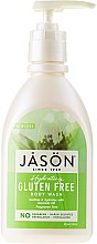 Düfte, Parfümerie und Kosmetik Feuchtigkeitsspendendes und beruhigendes Duschgel mit Avocadoöl - Jason Natural Cosmetics Gluten Free Body Wash