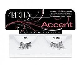 Düfte, Parfümerie und Kosmetik Künstliche Wimpern - Ardell Lash Accents Black 315