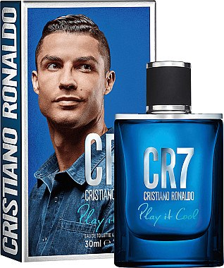 Cristiano Ronaldo CR7 Play It Cool - Eau de Toilette — Bild N2