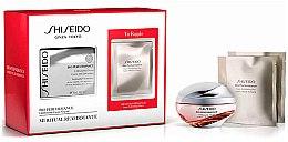 Düfte, Parfümerie und Kosmetik Gesichtspflegeset - Shiseido Bio-Performance Lift Dynamic Cream Set (Gesichtscreme 50ml + Peelingpads 2 St.)