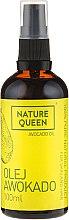 "Kosmetiköl ""Avocado"" - Nature Queen Avocado Oil — Bild N3"