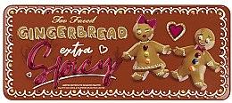 Düfte, Parfümerie und Kosmetik Lidschatten-Palette - Too Faced Gingerbread Extra Spicy Palette