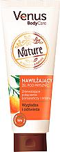 Düfte, Parfümerie und Kosmetik Feuchtigkeitsspendendes Duschgel mit Orangen- und Ingwerextrakt - Venus Nature