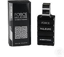Omerta Force Majeure the Challenge - Eau de Toilette  — Bild N1