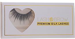 Düfte, Parfümerie und Kosmetik Wimperbuscheln-Set - Lash Brow Premium Silk Lashes All Night Long