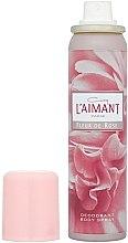 Düfte, Parfümerie und Kosmetik Coty L'Aimant Fleur De Rose - Körperspray