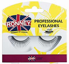 Düfte, Parfümerie und Kosmetik Künstliche Wimpern - Ronney Professional Eyelashes RL00024