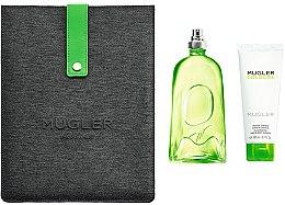 Düfte, Parfümerie und Kosmetik Mugler Cologne Mugler - Duftset (Eau de Toilette 300ml + Duschgel 100ml + Schutzhülle für iPad)