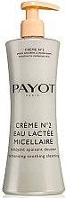 Düfte, Parfümerie und Kosmetik Mizellen-Milchwasser für empfindliche Haut - Payot Creme № 2