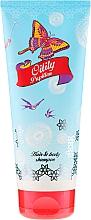 Düfte, Parfümerie und Kosmetik 2in1 Shampoo und Duschgel - Oilily Papillon Hair&Body Shampoo