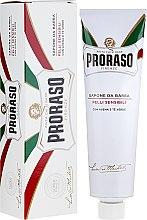 Düfte, Parfümerie und Kosmetik Rasierseife für empfindliche Haut - Proraso Shaving Soap For Sensitive Skin