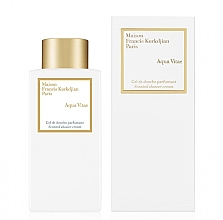 Düfte, Parfümerie und Kosmetik Maison Francis Kurkdjian Aqua Vitae - Parfümierte Duschcreme