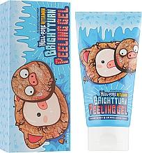 Düfte, Parfümerie und Kosmetik Aufweichendes und aufhellendes Peelinggel für das Gesicht mit Vitaminen - Elizavecca Hell-pore Vitamin Brightturn Peeling Gel