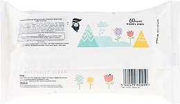 Biologisch abbaubare Feuchttücher für Babys ohne Geruch - Kit and Kin — Bild N2