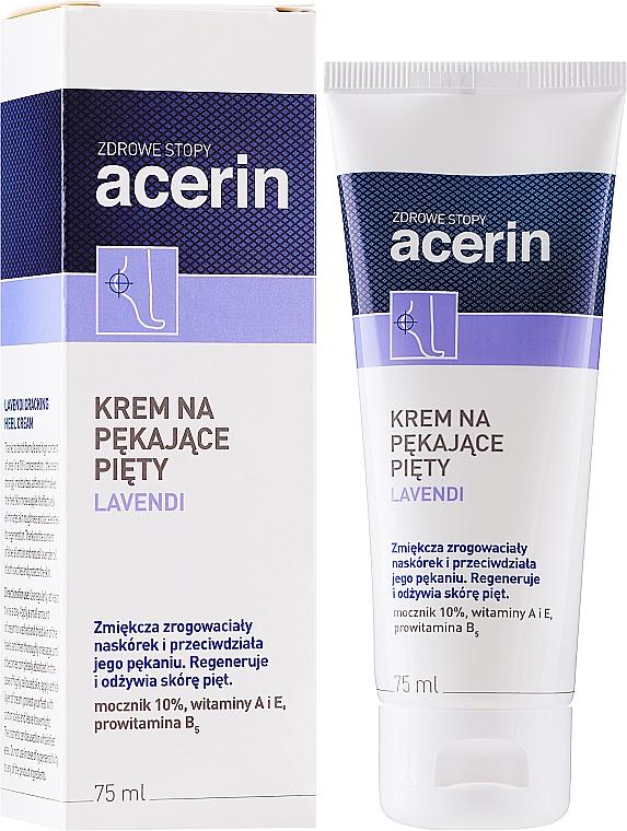 Creme für rissige Fersen - Acerin Lavendi Cream — Bild N2