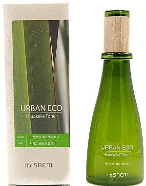 Gesichtswasser mit neuseeländischem Flachs - The Saem Urban Eco Harakeke Toner — Bild N1