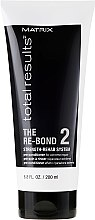 Düfte, Parfümerie und Kosmetik Pre-Conditioner für strapaziertes und beschädigtes Haar - Matrix Total Results The Re-Bond