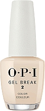 Düfte, Parfümerie und Kosmetik Nagellack - O.P.I Gel Break Lacquer