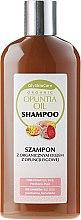 Düfte, Parfümerie und Kosmetik Shampoo mit Bio Feigenkaktusöl - GlySkinCare Organic Opuntia Oil Shampoo