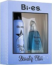Düfte, Parfümerie und Kosmetik Bi-es Beauty Star - Duftset (Eau de Parfum 100ml + Deodorant 150ml)