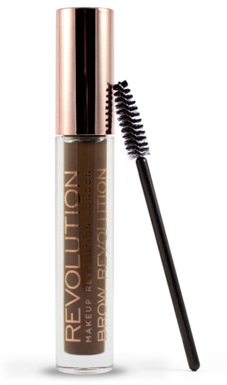 Augenbrauengel - Makeup Revolution Brow Revolution Brow Gel — Bild N2