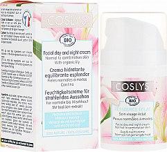Düfte, Parfümerie und Kosmetik Nährende und revitalisierende Tagescreme mit Lilienextrakt - Coslys Facial Care Facial Day CreamWith Lily Extract