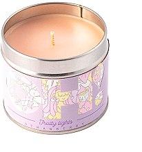 Düfte, Parfümerie und Kosmetik Duftkerze Erdbeere - Oh!Tomi Fruity Lights Candle