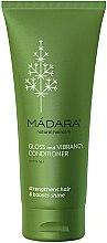 Pflegespülung mit Aloe und Diptam-Dost für normales Haar - Madara Cosmetics Gloss & Vibrance Conditioner — Bild N4
