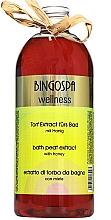 Schlammbadegel mit Honignektar - BingoSpa Mud Nectar With Honey — Bild N1
