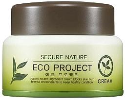 Düfte, Parfümerie und Kosmetik Natürliche Feuchtigkeitscreme für das Gesicht - Secure Nature Eco Project Cream