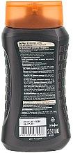Energetisierendes Duschgel-Shampoo mit Koffein und Guaraná - Cool Men Ultraenergy + Sport — Bild N2