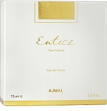 Düfte, Parfümerie und Kosmetik Ajmal Entice Her - Eau de Parfum