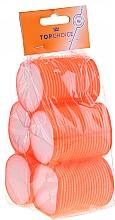 Düfte, Parfümerie und Kosmetik Klettwickler 3394 48 mm 6 St. - Top Choice Velcro