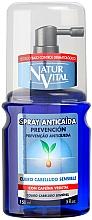 Düfte, Parfümerie und Kosmetik Pflegendes Spray gegen Haarausfall mit Koffein - Natur Vital Anticaida Prevencion Cuero Cabelludo Sensible Spray