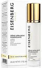 Düfte, Parfümerie und Kosmetik Pflegende und feuchtigkeitsspendende Gesichtscreme - Jose Eisenberg Nourishing Ultra-Rich Cream